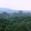The Bukit Barisan, Barisan Mountains and Malay Archipelago