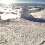 Emmons Glacier, Rainier (4 392 m / 14 410 ft)