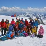 Khuiten peak, Altai tavan bogd National park