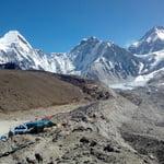 Gorak Shep Khumbu