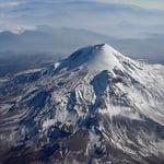 Pico de Orizaba - Cara Sur, Pico de Orizaba (5 660 m / 18 570 ft)