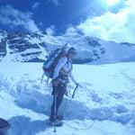 South-West Ridge, Mta Tetnuldi (4 852 m / 15 919 ft)