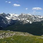 Mount Ida (3 915 m / 12 845 ft)