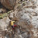 Rock Climbing at Kalypso