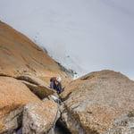 South Face, Aiguille du Midi (3 842 m / 12 605 ft)