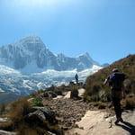 Santa Cruz, Andes