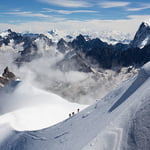 Italian Normal Route, Mont Blanc (4 810 m / 15 781 ft)