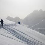 Silvretta Ski Tour, Alps