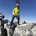 Olympus Mytikas 2.917m summit