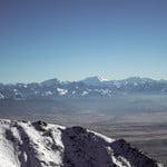 The highest peaks of Kyrgyzstan