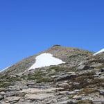 Psiloritis  Mountain Timios Stavros 2.456m summit
