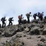 Umbwe, Kilimanjaro (5 895 m / 19 341 ft)
