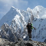 Huayhuash Haute Route hike for experts