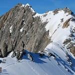 Aiguille de la Berangère (3 425 m / 11 237 ft)