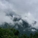 Mount Korbu - Gayong, Mount Korbu (2 183 m / 7 162 ft)
