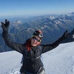 Normal Route, Mont Blanc du Tacul (4 248 m / 13 937 ft)