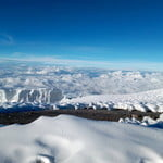 Senior travellers Marangu route 6 days Kilimanjaro climbing premium