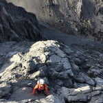 Trad climbing at Gigilos