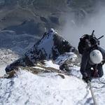 Furggen Ridge, Matterhorn (4 478 m / 14 692 ft)