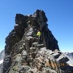 Normal Route, Belalakaya (3 861 m / 12 667 ft)