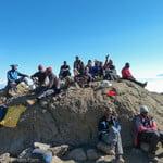 MOUNT MERU CLIMB- 3 DAYS