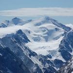 Normal Route, Zufallspitze (3 757 m / 12 326 ft)