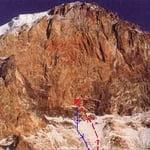 Gora Kukurtli-Kolbashi (4 624 m / 15 171 ft)