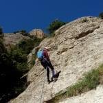Dry Canyoning Montserrat