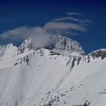 Olympus Mountain Stefani summit