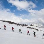 Ski Tours North Side Elbrus, Caucasus Mountains