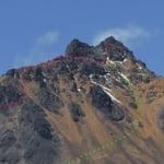 North Face, Iliniza (5 263 m / 17 267 ft)
