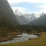 Santa Cruz Llanganuco Trekking Cordillera Blanca Peru