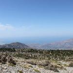 Timios Stavros summit 2.456m.