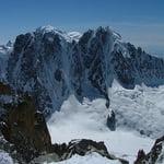 Aiguille Verte (4 122 m / 13 524 ft)