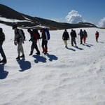 North Summit via Aragats village, Aragats (4 094 m / 13 432 ft)