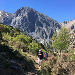 E4 6 days trekking Hard