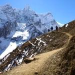 Manaslu Circuit, Himalaya