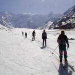 Bezengi Skitour, Caucasus Mountains