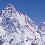 Cesen Route, K2 (8 611 m / 28 251 ft)