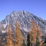 Mount Stuart (2 870 m / 9 209 ft)
