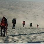 Coleman-Deming Route, Mount Baker (3 286 m / 10 781 ft)