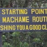 KILIMANJARO CLIMB - 7 DAYS MACHAME ROUTE