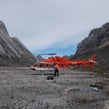 Carstensz by Helicopter