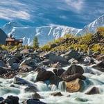 Trek to Belukha, Altay Mountains