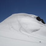 Vincent Pyramid (4 215 m / 13 829 ft)