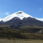 Climbing Cotopaxi (5 897 m) in 2 days