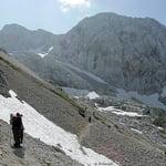 South Face, Triglav (2 864 m / 9 396 ft)
