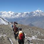 Annapurna Circuit, Himalaya