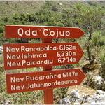 Trekking Quilcayhuanca - Crossing Cojup & Climb Nevado Ishinca 5530 m