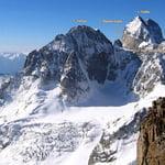 Gora Chatyntau (4 411 m / 14 472 ft)